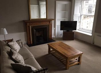 Thumbnail 3 bedroom flat to rent in Nelson Street, New Town, Edinburgh