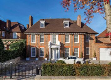 Thumbnail 7 bedroom property for sale in Winnington Road, Hampstead Garden Suburb, London