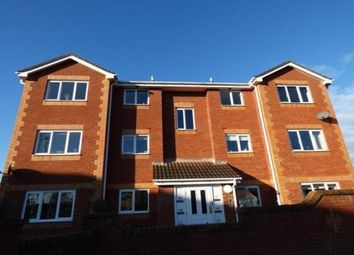 Thumbnail 2 bed flat to rent in Exeter Drive, Tamworth