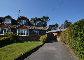Thumbnail 3 bed property for sale in Spring Woods, Fleet