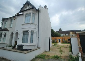 Thumbnail 3 bedroom semi-detached house for sale in Burleigh Road, Enfield