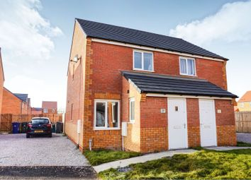 Thumbnail 2 bed semi-detached house for sale in Sharleston Drive, Stainforth