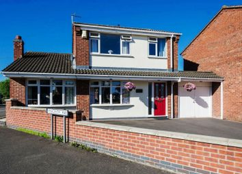Thumbnail 3 bed detached house for sale in Azalea Drive, Burbage, Hinckley