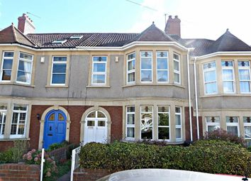Thumbnail 3 bedroom terraced house for sale in Norton Road, Knowle, Bristol