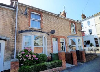 Thumbnail 2 bed terraced house for sale in Maycroft Road, Weymouth
