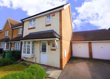 Thumbnail 3 bed end terrace house for sale in Ouse Close, Didcot