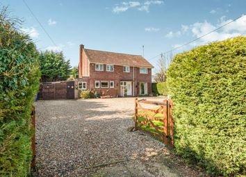 Thumbnail 4 bedroom detached house for sale in Stradishall, Newmarket, Suffolk