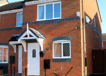 Thumbnail 2 bedroom terraced house to rent in Winchester Drive, Muxton, Telford