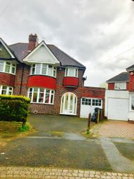 Thumbnail 3 bedroom semi-detached house to rent in Miall Road, Hall Green