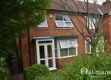 Thumbnail 4 bed terraced house to rent in Harborne Lane, Harborne, Birmingham, West Midlands.