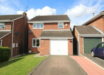 Thumbnail 3 bed detached house for sale in Elm Walk, Retford