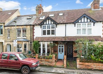 Thumbnail 4 bed terraced house for sale in Fairacres Road, Oxford