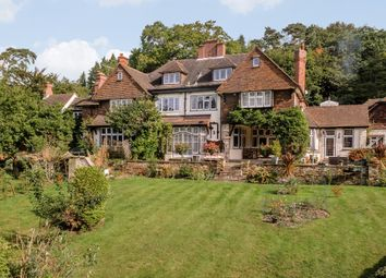Thumbnail 5 bed semi-detached house to rent in Wood Lane, St. Georges Hill, Weybridge