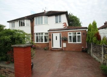 Thumbnail 3 bed semi-detached house for sale in St. Ives Crescent, Sale