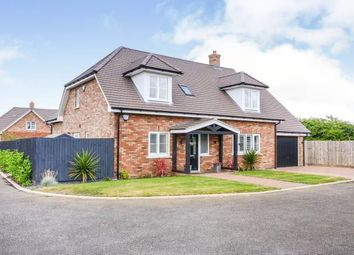 Thumbnail 4 bed detached house for sale in Flitton Road, Greenfield, Bedford