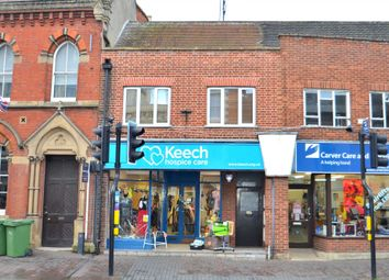 Thumbnail 2 bedroom flat for sale in High Street, Newport Pagnell