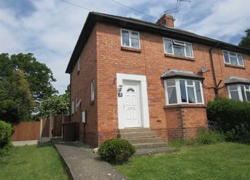 Thumbnail 3 bed semi-detached house to rent in Chestnut Avenue, Oswestry