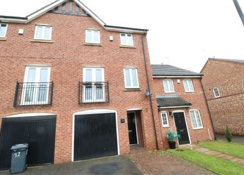 Thumbnail 4 bedroom terraced house to rent in Pastures Court, Mexborough, South Yorkshire