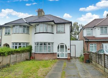 Thumbnail 3 bed semi-detached house for sale in South Close, Village Way, Pinner, Middlesex