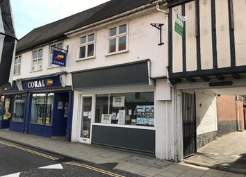 Thumbnail Retail premises for sale in 8 Market Street, Wymondham