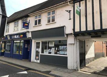 Thumbnail Retail premises for sale in 8 Market Street, Wymondham