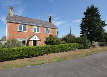 Thumbnail 3 bed detached house to rent in Llanynys, Denbigh