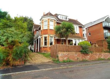 Thumbnail 1 bedroom flat for sale in Studland Road, Westbourne, Bournemouth