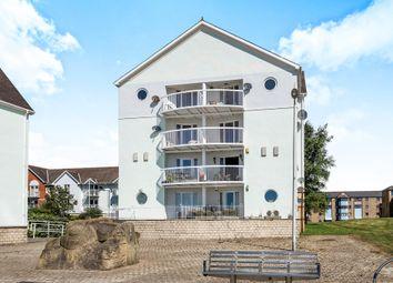 Thumbnail 3 bedroom flat for sale in Goose Island, Maritime Quarter, Swansea