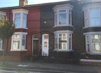 Thumbnail 2 bedroom terraced house to rent in Bedford Road, Liverpool