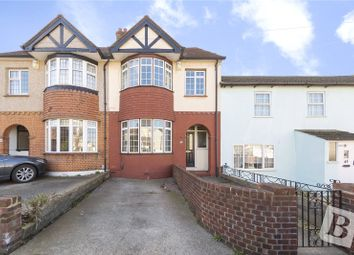 Thumbnail 3 bed terraced house to rent in Whitehill Road, Gravesend, Kent