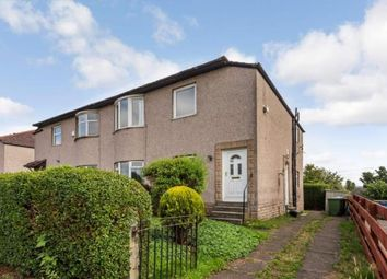 Thumbnail 2 bed flat for sale in Dryburn Avenue, Glasgow, Lanarkshire