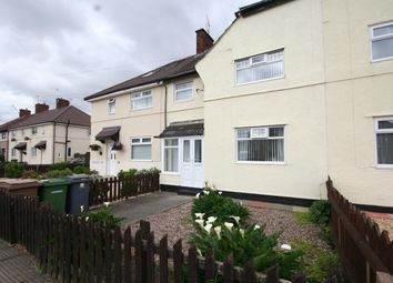 Thumbnail 3 bed terraced house for sale in Castleway South, Wirral