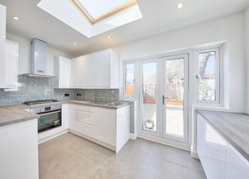 Thumbnail 3 bedroom terraced house to rent in Gore Road, Raynes Park