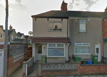 Thumbnail 3 bed end terrace house to rent in Garner Street, Grimsby