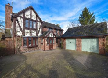 Thumbnail 5 bed detached house for sale in Annex Property, Paddocks Green, Congleton