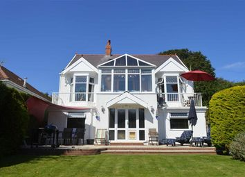Thumbnail 4 bed detached house for sale in Cleveland Avenue, Limeslade, Mumbles