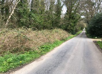 Land for sale in Romsey Road, Hampshire SO40