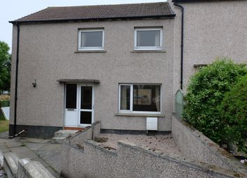 Thumbnail 3 bed end terrace house for sale in Hill Place, Thurso