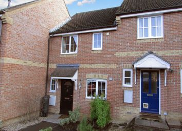 Thumbnail 2 bed terraced house for sale in Marston Drive, Newbury