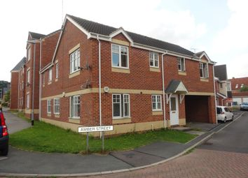 Thumbnail 2 bedroom flat to rent in Sapphire Street, Mansfield