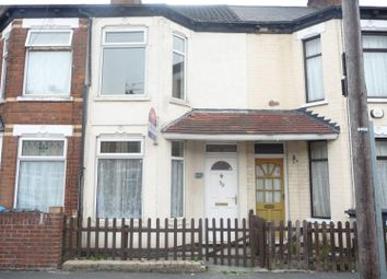 Thumbnail 2 bedroom terraced house to rent in Huntingdon Street, Hull