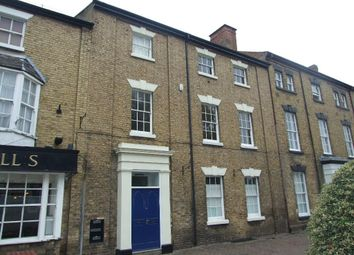 Thumbnail 1 bed flat for sale in Warwick Street, Rugby