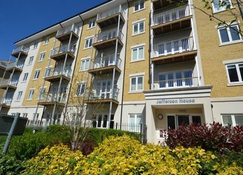 Thumbnail 3 bed flat to rent in Jefferson House, West Drayton