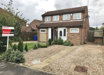 Thumbnail 1 bed semi-detached house for sale in Fieldfare Croft, Boston, Lincs, England