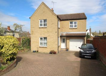 Thumbnail 3 bed detached house for sale in Sturmer Road, Kedington