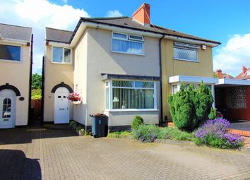 Thumbnail 3 bed semi-detached house for sale in Hawkesley Mill Lane, Northfield, Birmingham