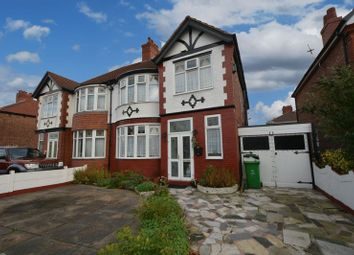 Thumbnail 4 bedroom semi-detached house for sale in Kingsway, East Didsbury, Manchester