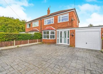 Thumbnail 3 bed semi-detached house for sale in Hoylake Close, Leigh, Greater Manchester, .