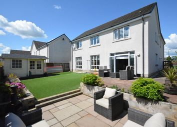 Thumbnail 5 bed detached house for sale in Drover Round, Larbert, Falkirk