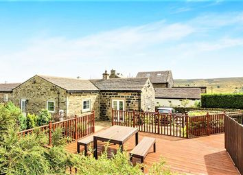Thumbnail 3 bed semi-detached house for sale in Well Cottage, Black Moor Road, Oxenhope